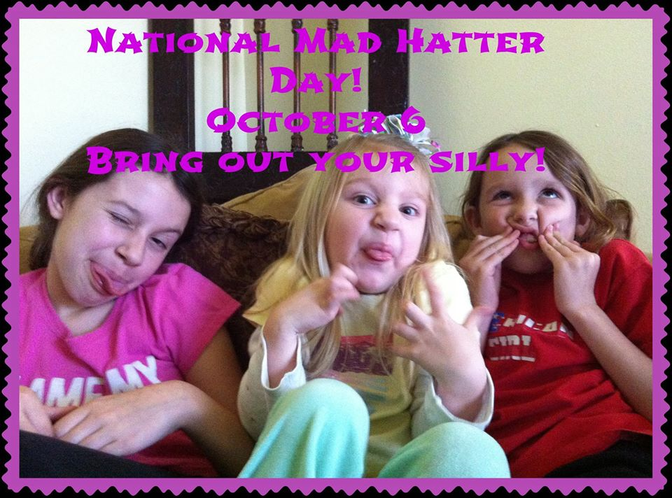 National Mad Hatter Day Wishes pics free download