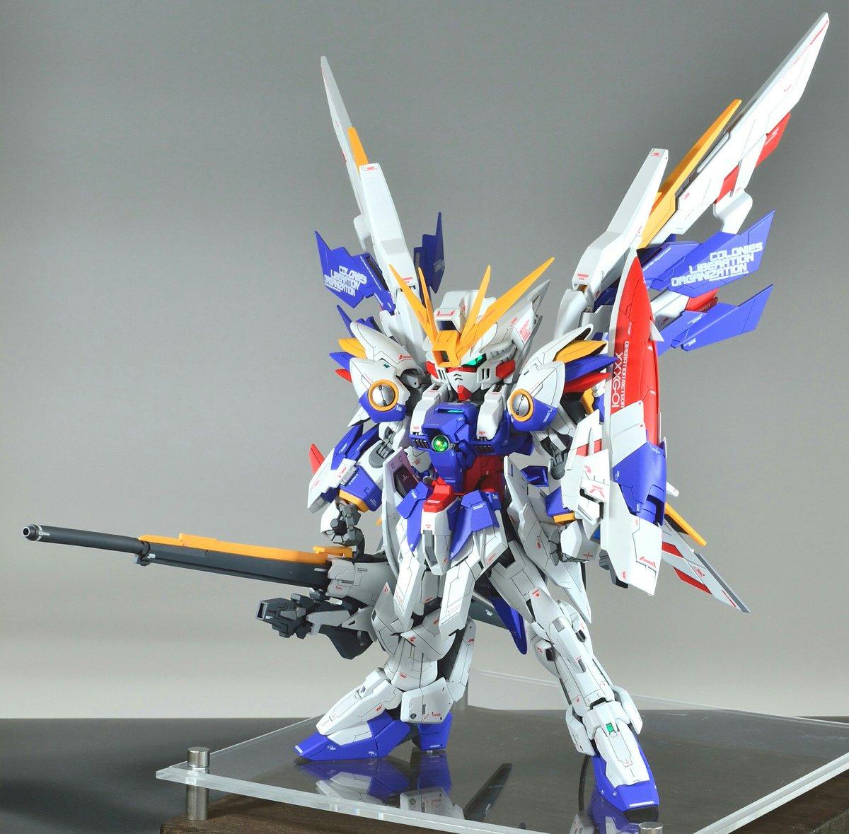 GUNDAM GUY: Wing Gundam Dominion [GBWC 2016 Japan