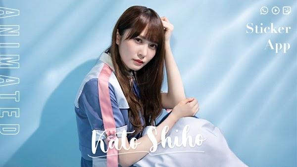 [UPDATE] WhatsApp Sticker App Kato Shiho - Hinatazaka46 v1.4