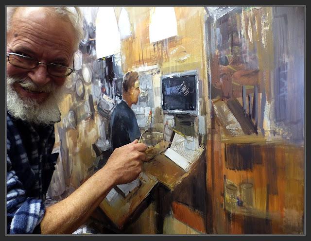 BOTIGUES-MANRESA-EL CARIBU-PINTURA-ART-FOTOS-PINTANT-INTERIORS-QUADRES-BOTIGA-CUINA-ARTISTA-PINTOR-ERNEST DESCALS