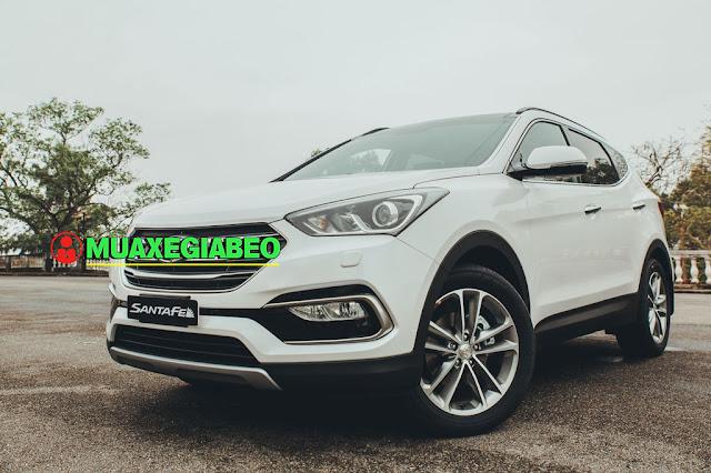 Giới thiệu Hyundai SantaFe 2.2L máy dầu phiên bản đặc biệt AWD ảnh 3
