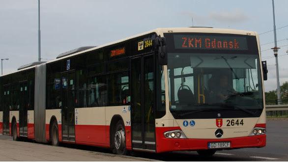 Nowa linia nocna na południe Gdańska - Czytaj więcej »