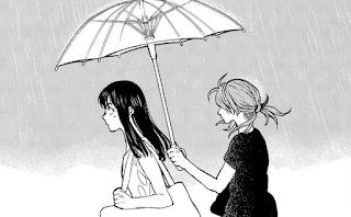 """Imagen del cómic """"A silent voice"""", de Yoshitoki Oima"""