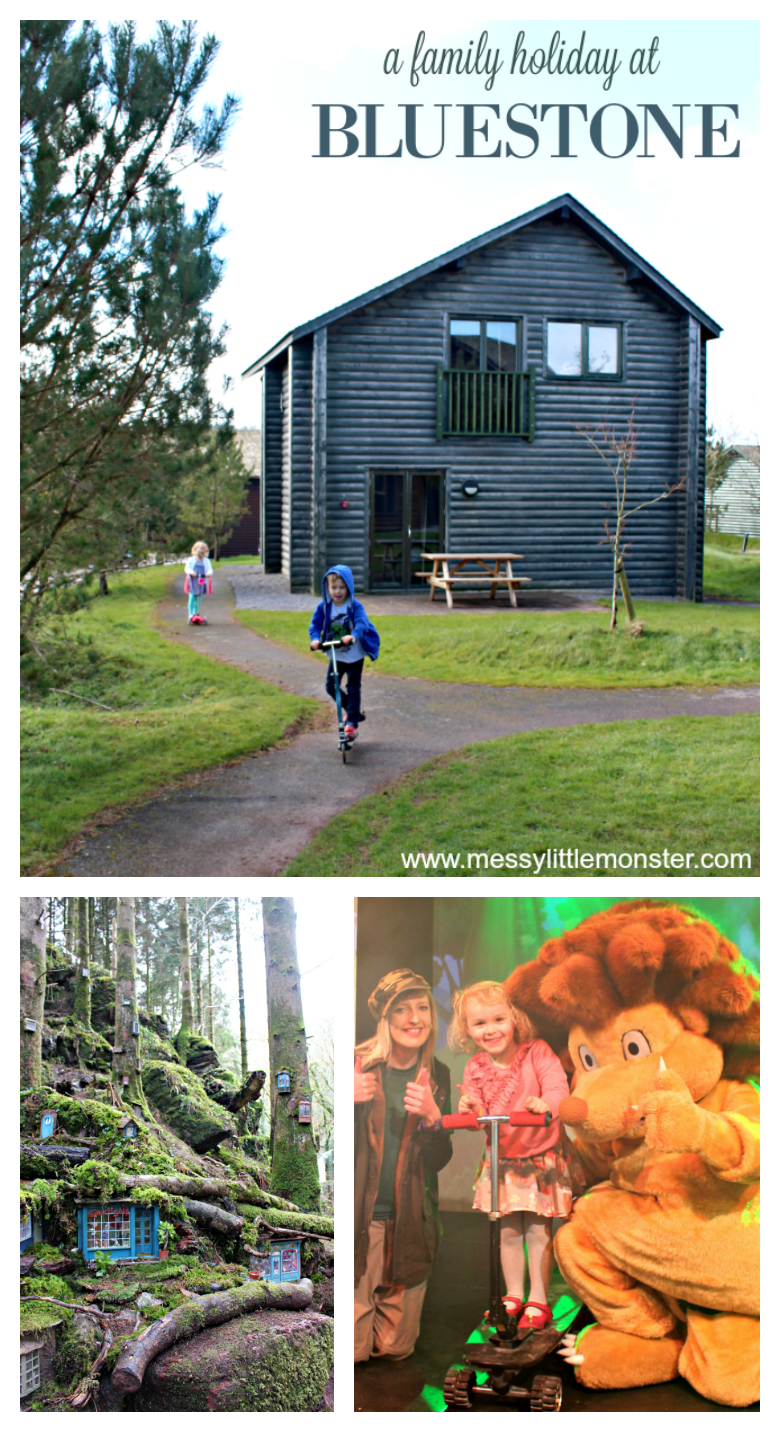 Bluestone Wales Review - A short UK break away for families. A review of our holiday at bluestone national park resort in Wales with a young family including a school aged child, a preschooler and a baby. We have reviewed the accomodation (Ramsey lodge), activities and shows.