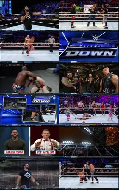 WWE Smackdown Download 23rd June. 2016 HDTV 480p 300mb