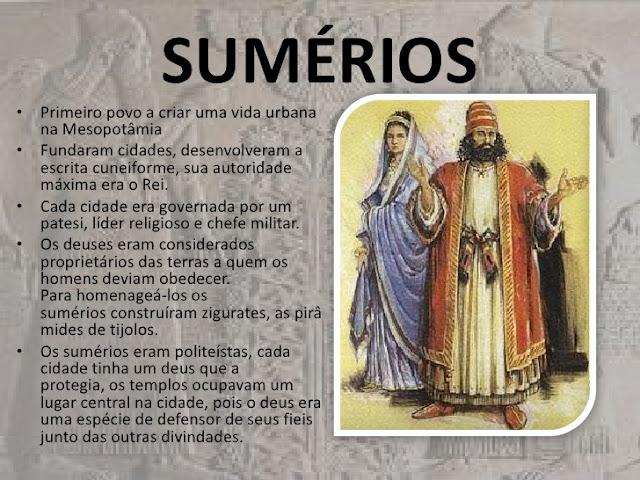 Sumérios-1