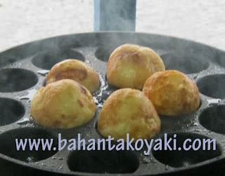 saus untuk takoyaki