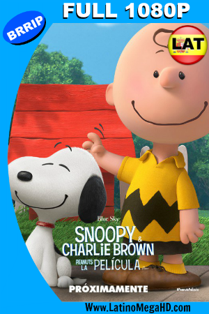 Snoopy y Charlie Brown: Peanuts, La película (2015) Latino Full HD 1080P - 2015
