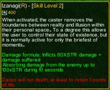 Naruto Castle Defense 6.7 Izanagi detail