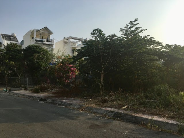 Khu dân cư Bộ Tư Pháp: Phạm Hữu Lầu - Nguyễn Lương Bằng