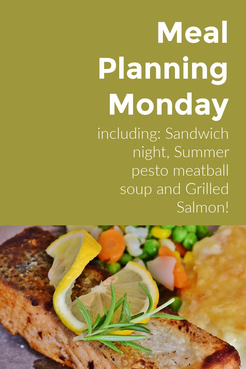 Meal Plan Monday: 6/14