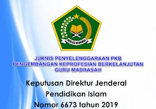 Juknis PKB Guru Madrasah