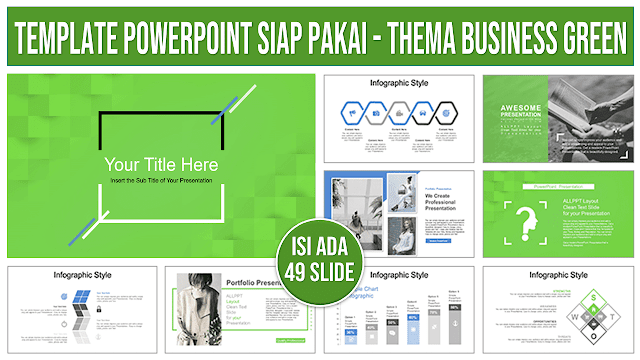 Download Template PPT Gratis