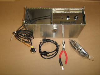 Thermocouple attachment unit (TAU)