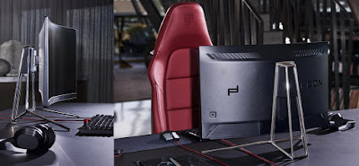 Porsche Design AOC AGON PD27 Gaming