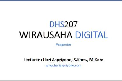 Download Materi Kuliah Wirausaha Digital