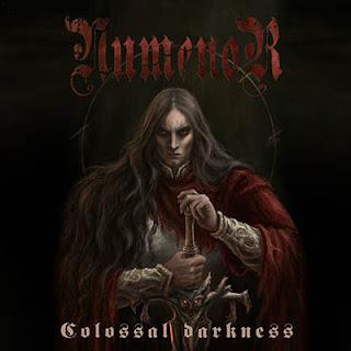 """Ο δίσκος των Númenor """"Colossal Darkness"""""""