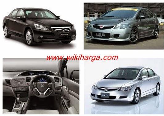 Harga Mobil Honda All New Civic 1.8 L A/T