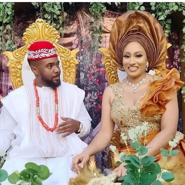 Brunella Oscar: I Sent Williams Uchemba DM. Holy Spirit Revealed He's My Husband