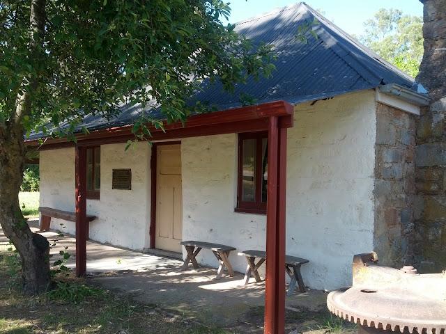 John Horrock's Cottage