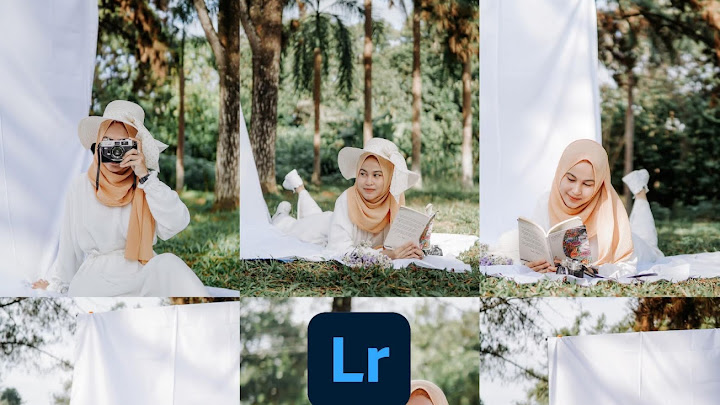 Pastel Collection   Preset Lightroom Mobile Android & IOS