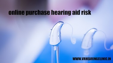online purchase hearing aid risks