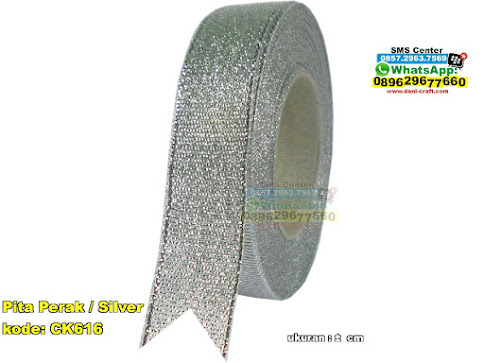 Pita Perak Silver