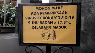 144 jamaah yang dikarantina di Masjid Jami Kebon Jeruk dinyatakan negatif covid-19