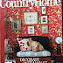 2015 CHRISTMAS COTTAGE living vintage decor style flea market country