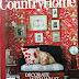 2015 CHRISTMAS COTTAGE living vintage decor style flea market country