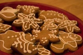 Házi mézeskalács karácsonyra