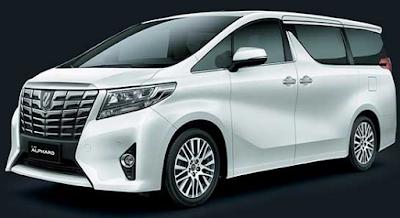 Rental Alphard Jakarta Timur JW Motor