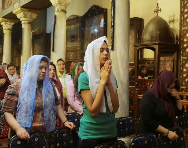 kristen koptik mesir