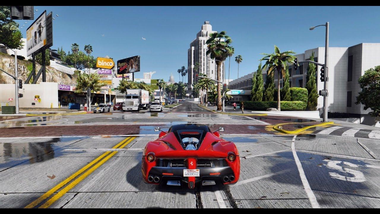 Grand Theft Auto V (GTA 5) Story - All Cutscenes Game Movie HD w ...