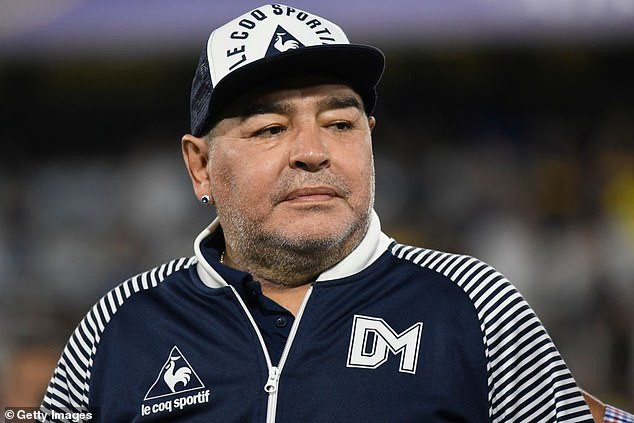 Football legend, Diego Maradona fell and hit his head before he died and was then left alone 'without help' for 3 days, his nurse claims