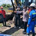 Seorang Pekerja Jalan Bypass BIL - KEK Mandalika Tewas di Proyek PT. Nindya Karya dan PT. Bumiagung Annusa