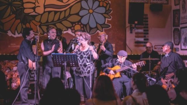 """Llega a plataformas digitales """"Una noche de amigos en El Liguria Vol.1"""" musica chilena música chilena"""