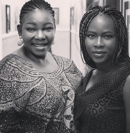 Nollywood actress, Ada Ameh loses her daughter