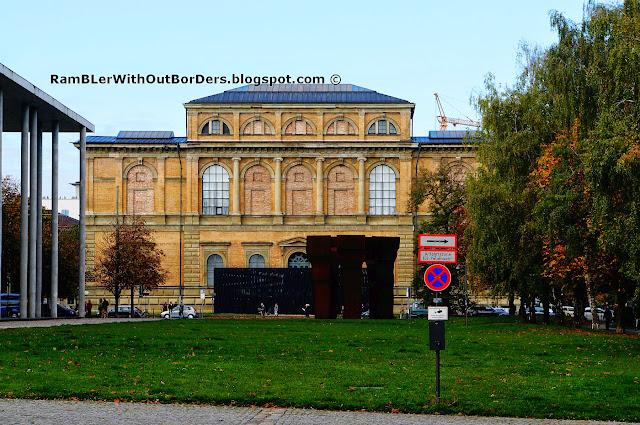 Pinakothek der Moderne Muenchen (Munich Gallery of Modern Art), Germany