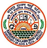 Jobs in Teaching vacancy in SVBPUAT Meerut 2018
