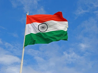 How to Tie National Flag - See Video