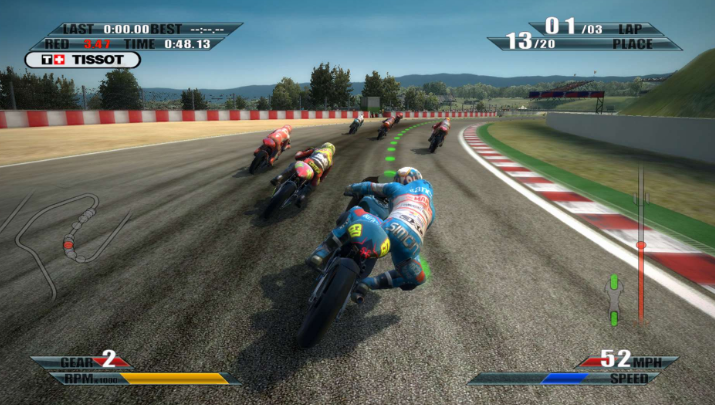 Download Game Moto Gp Android PPSSPP Full Version