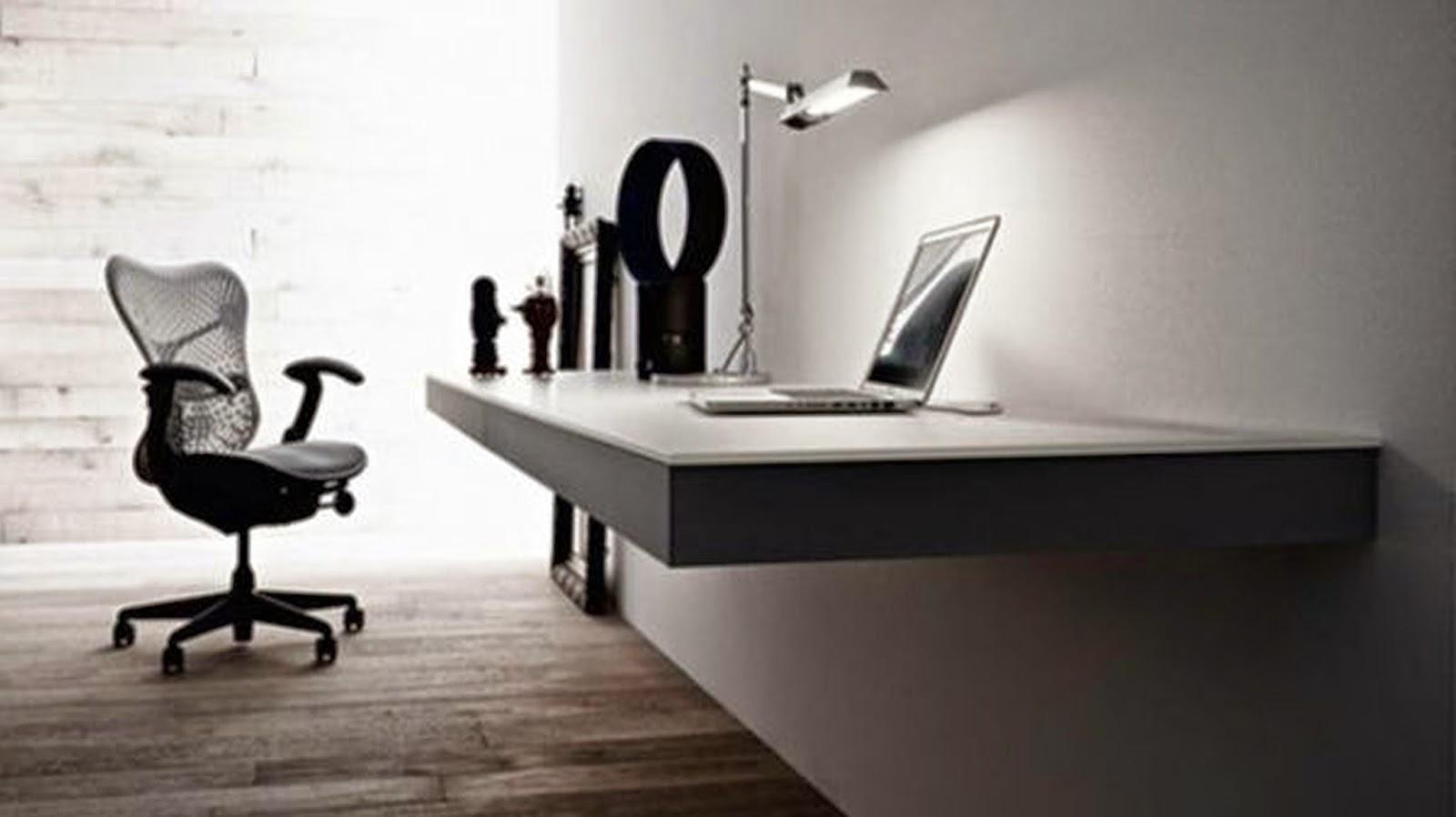 Panduan untuk kediaman idaman 66 idea untuk membina pejabat soho di rumah kediaman anda - Designing and decorating home office in smart way ...