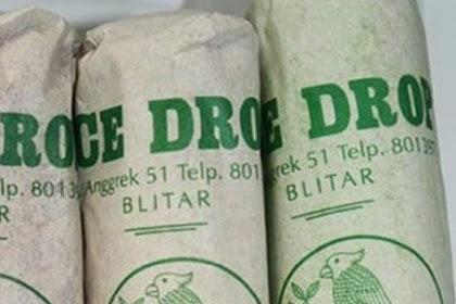 Es Drop, Legenda Kuliner Segar dari Blitar