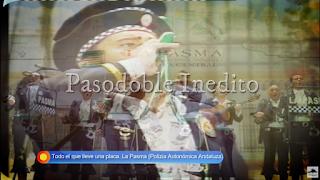 """Pasodoble INEDITO con Letra """"Todo el que lleve una placa"""". Chirigota """"La Pasma (Polizia Autonómica Andaluza)"""" (2010)"""