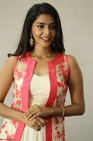 Aishwarya Lekshmi looks stunning in sleeveless deep neck gown with transparent Ethnic jacket ~  Exclusive Celebrities Galleries 041.JPG