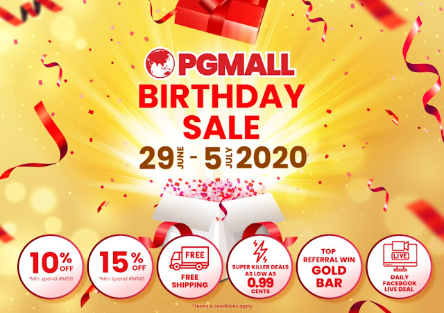 Pg mall sale