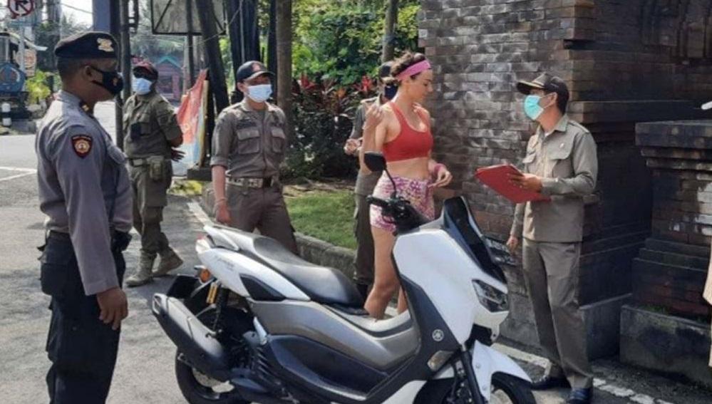 Doni Monardo: Banyak Turis Asing di Bali Melanggar Prokes