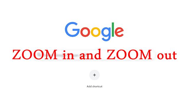 Cara Memperbesar Memperkecil Tampilan Halaman Google Chrome
