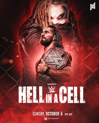 WWE Hell In A Cell 2019 PPV 480p WEBRip 800MB